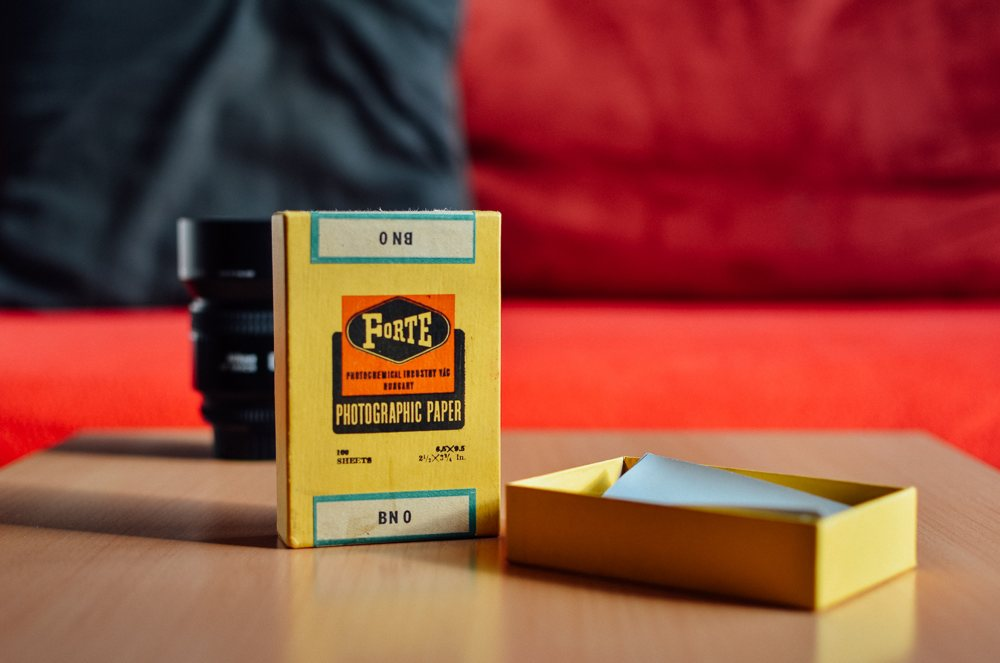 Forte Photographic Paper